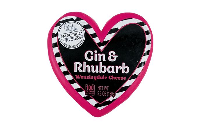 Queso de San Valentín con ginebra y ruibarbo (8)