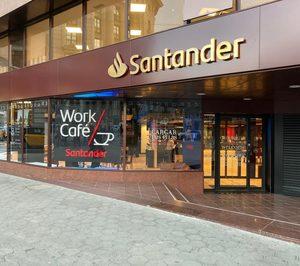 Banco Santander abre su segundo Work Café en Barcelona