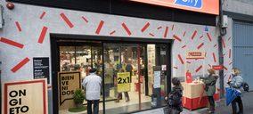 Santander trasfiere a terceros su deuda en el grupo Eroski