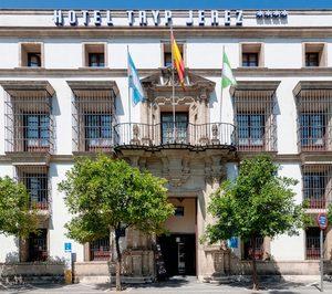 Helena Rivero reposicionará el Tryp Jerez