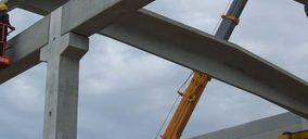 El número de obras con prefabricados cae un 8%