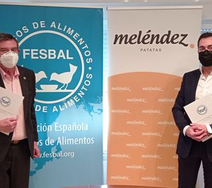 Patatas Meléndez suministrará patata fresca a los Bancos de Alimentos de España