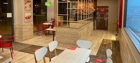 Telepizza traslada uno de sus establecimientos de Murcia