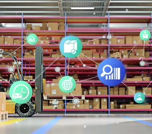 La logística acelera su reconversión digital - Noticias de Logística en  Alimarket, información económica sectorial