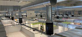 Trox asegura la calidad de aire en el Hospital Isabel Zendal de Madrid
