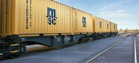 MSC suma una segunda terminal ferroviaria en España