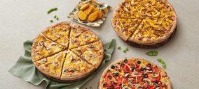 Telepizza lanza una línea vegana de la mano de The Vegetarian Butcher (Unilever) y Violife (Upfield)