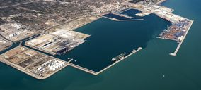 El puerto de Castellón rebaja un 10,5% sus tráficos durante 2020