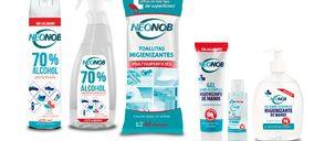 MPL invierte en higiene y desinfección y extiende su marca 'Neonob'