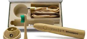 Brushboo lanza Ecosonic, un cepillo eléctrico elaborado con bambú