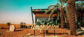 Grupo Paraguas finaliza su pop up en Ryadh y retoma sus proyectos en Madrid