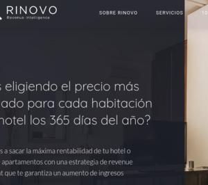 Hotusa se alía con Rinovo para lanzar un servicio de revenue management