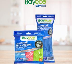 Cuatrogasa impulsa el posicionamiento de 'Bayeco Cooptech Antibacterias' en el retail