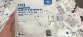 Rinfresco inicia la venta de mascarillas con marca propia