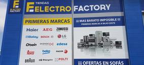 Tiendas Electrofactory ya dispone de cinco unidades