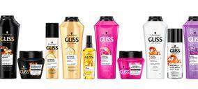 Gliss se relanza con packaging más sostenible y fórmulas avanzadas
