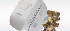 Siemens lanza actuadores para válvulas de pequeño tamaño
