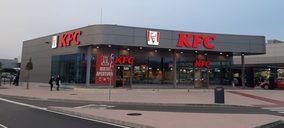 KFC crece en el norte de España con una apertura de AmRest