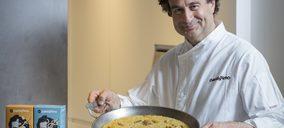 Paellissimo, el proyecto de Pepe Rodríguez para elaborar paellas en casa