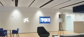 Grupo MCI ilumina 85 oficinas de CaixaBank