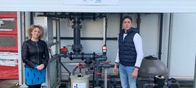 Ángel Sarasa e Hijos ahorra el 90% de agua del proceso de pasteurización de envases