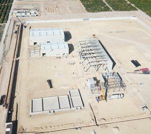 La nueva fábrica de Destilerías Muñoz Gálvez estará totalmente operativa a finales de 2025