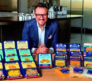 Jordi Barri (Teresa Carles): En 2022, la mitad de nuestras ventas vendrán de los nuevos negocios, gracias a las gamas de alternativas vegetales al queso y a la carne