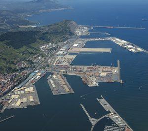 El movimiento de mercancías del puerto de Bilbao cayó un 16,7% en 2020