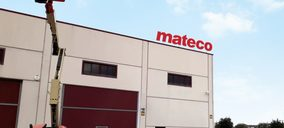 La alquiladora de maquinaria Mateco realiza su primera apertura de 2021