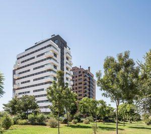 Neinor y Aedas desarrollan el 21% de las 5.200 viviendas que se levantan en Valencia
