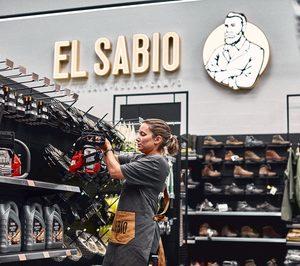 Internaco diversifica su negocio con una cadena propia de ferreterías