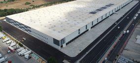 Carrefour ya tiene a punto su nueva megaplataforma de Azuqueca