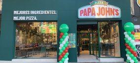 Papa Johns comienza las aperturas del año reforzando una de sus plazas más importantes