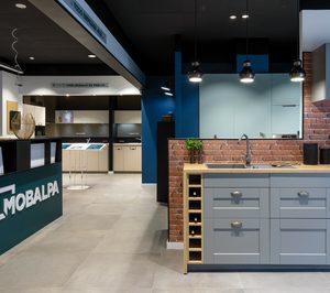 Mobalpa inaugura las cuatro tiendas que proyectaba en Madrid, Ávila y Valencia
