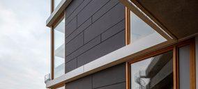 Etex presenta el nuevo panel para fachadas Equitone Grafito