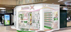 Carrefour acoge el primer establecimiento de muestras gratuitas Samplia X