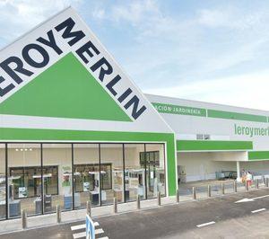 Leroy Merlin continúa con el proceso de ajuste de su red de tiendas