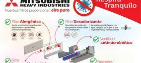 Mitsubishi Heavy Industries logra tecnología que inactiva el coronavirus