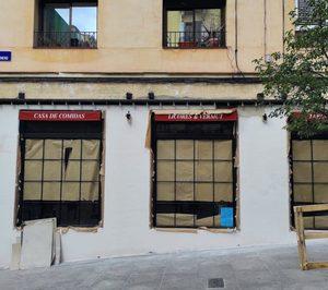 Mamá Chicó desafilia su establecimiento singular madrileño