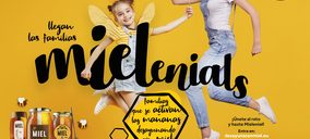 Asemiel-Animpa lanza la campaña Familias Mielenials para impulsar el consumo de miel