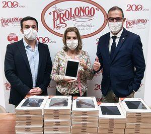 Prolongo-Faccsa dona una treintena de iPads para los hospitales de la provincia de Málaga
