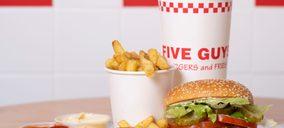 Five Guys abrirá su primer restaurante en Alicante