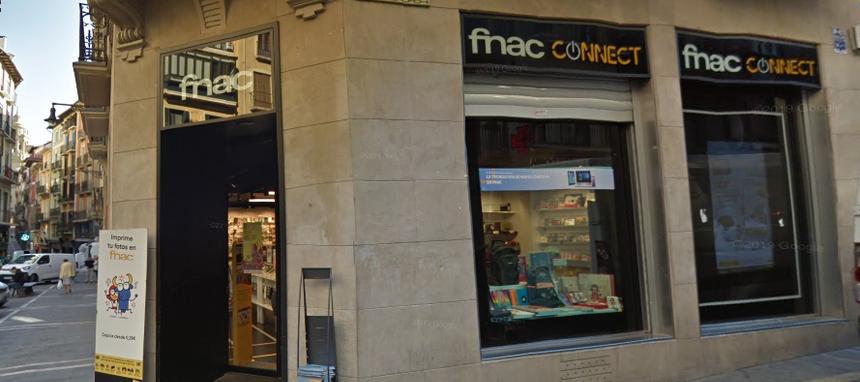 Fnac Connect cierra en Pamplona