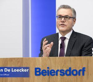 Descienden un 8% las ventas 2020 de Beiersdorf, que presupuesta 300 M de inversión adicional en 5 años