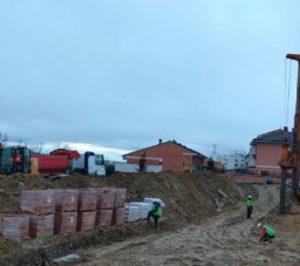 Valdeluz Mayores inicia las obras de su residencia de Arroyomolinos