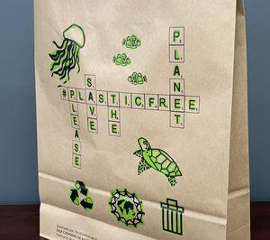 Lanza la primera bolsa con certificado de gestión forestal sostenible y de Comercio Justo