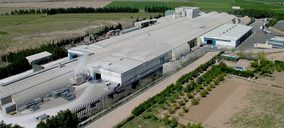 Placo avanza en la ampliación de su planta de Zaragoza