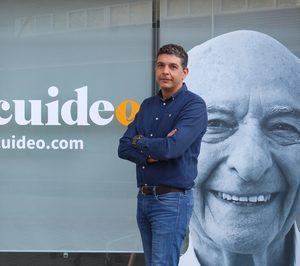 Roberto Valdés (Cuideo): Esperamos acabar 2021 cerca de los 12.000 usuarios recurrentes