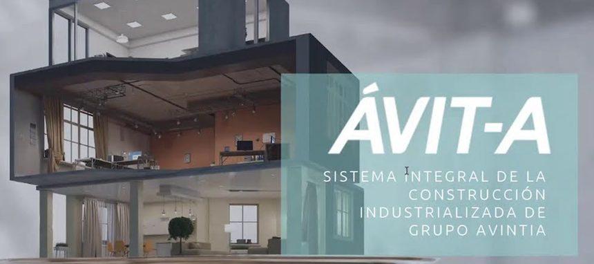 ÁVIT-A, el sistema de construcción industrializada de Avintia, suma nuevos partners