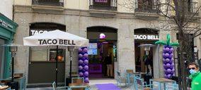 Taco Bell se sigue haciendo fuerte en Madrid